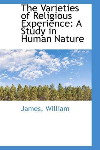 9781113491305: The Varieties of Religious Experience: A Study in Human Nature