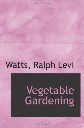 9781113491527: Vegetable Gardening