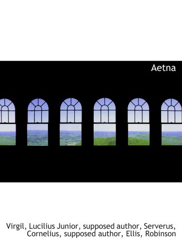 9781113531100: Aetna