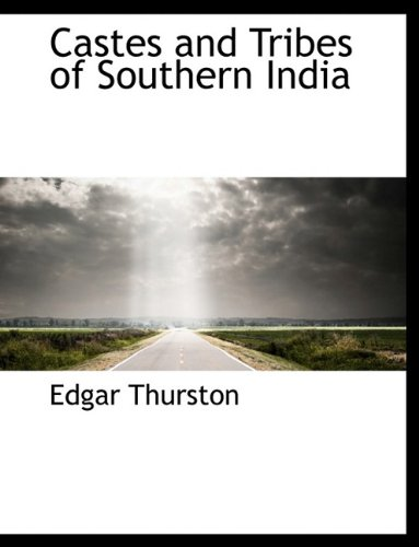 9781113560315: Castes and Tribes of Southern India