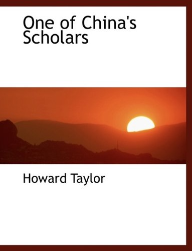 One of China's Scholars (1113591889) by Taylor, Howard