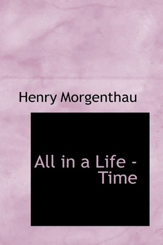 9781113613820: All in a Life -Time
