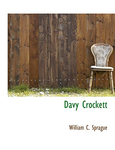 9781113678010: Davy Crockett