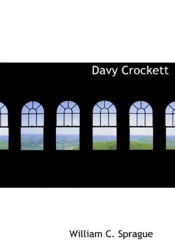 9781113678041: Davy Crockett