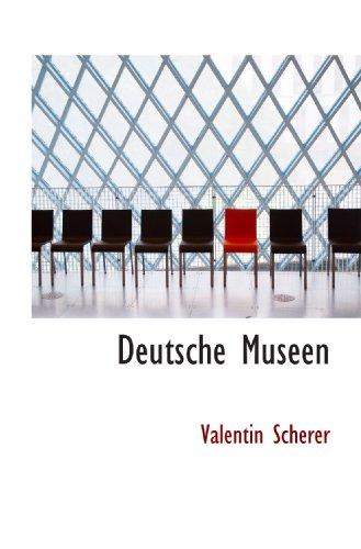 9781113681720: Deutsche Museen (German Edition)