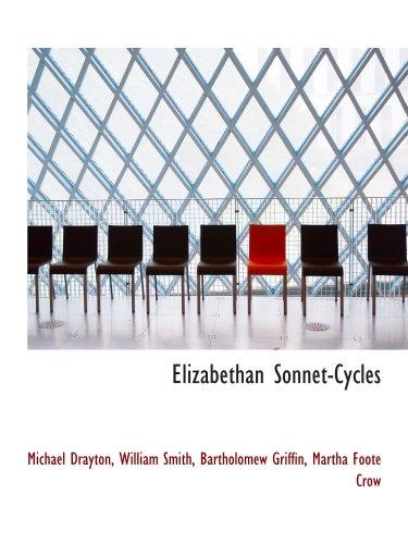 9781113701060: Elizabethan Sonnet-Cycles