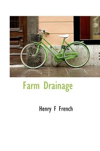 9781113717542: Farm Drainage