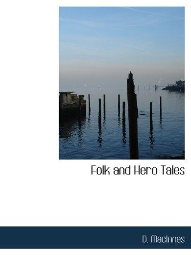 9781113722911: Folk and Hero Tales