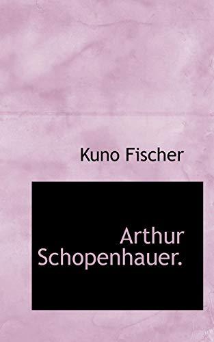 9781113737632: Arthur Schopenhauer.