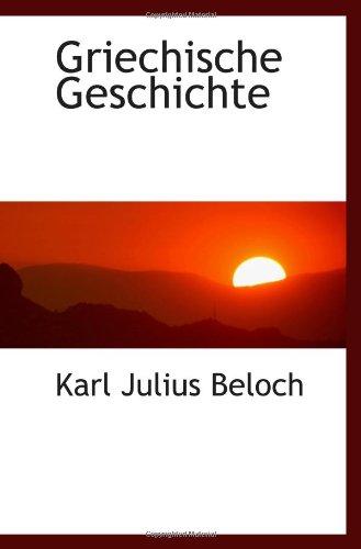 9781113745507: Griechische Geschichte