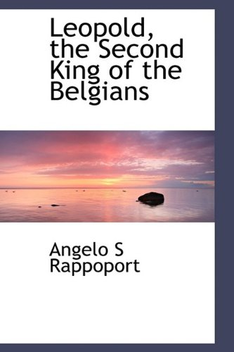 9781113791856: Leopold, the Second King of the Belgians