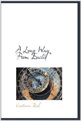 9781113809018: A Long Way From Euclid