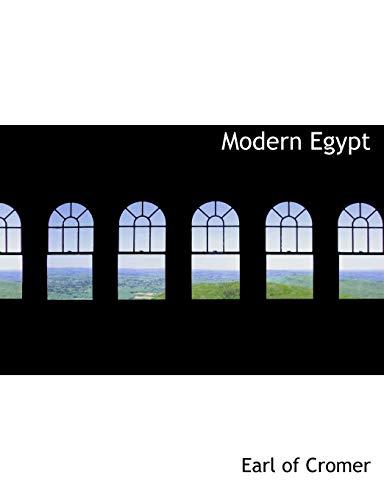 9781113831194: Modern Egypt
