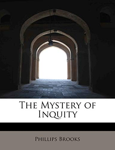 9781113838254: The Mystery of Inquity