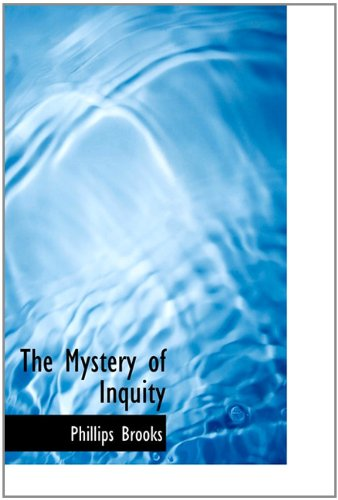 9781113838292: The Mystery of Inquity