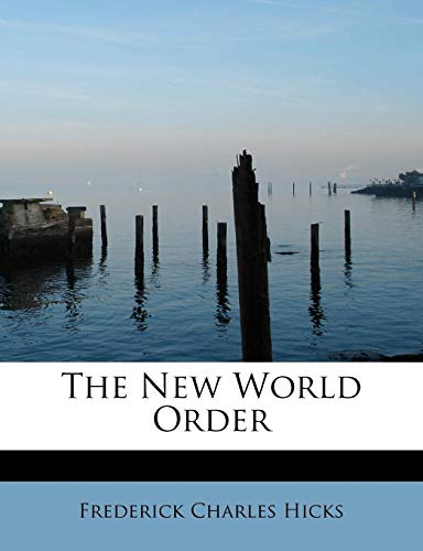 9781113845832: The New World Order