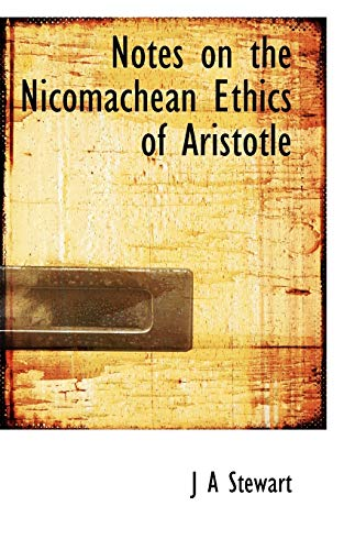 9781113848864: Notes on the Nicomachean Ethics of Aristotle