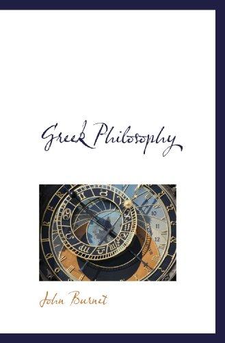 9781113862051: Greek Philosophy