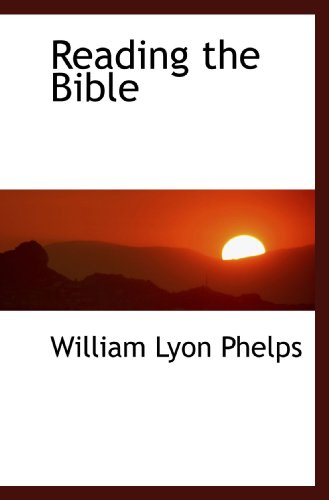 9781113876928: Reading the Bible