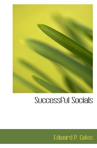 9781113907592: Successful Socials