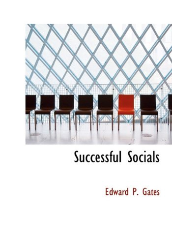 9781113907684: Successful Socials