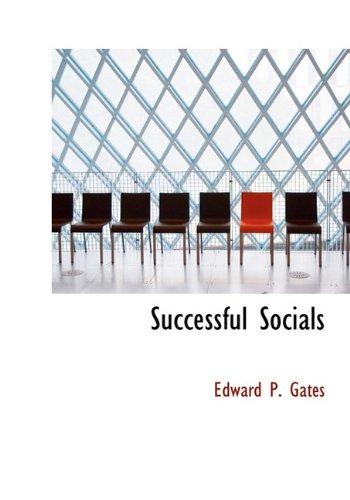 9781113907707: Successful Socials