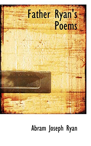 9781113932532: Father Ryan's Poems