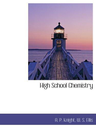 9781113939289: High School Chemistry