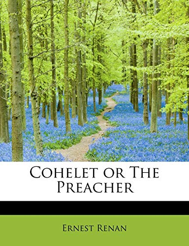 9781113978592: Cohelet or The Preacher