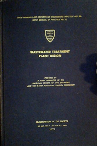 Wastewater Treatment Plant Design: Engineers, Water Pollution