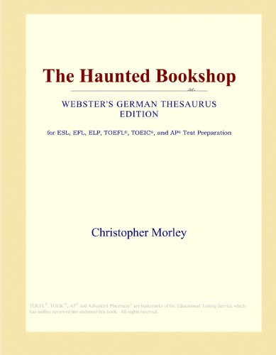 9781114146020: The Haunted Bookshop (Webster's German Thesaurus Edition)
