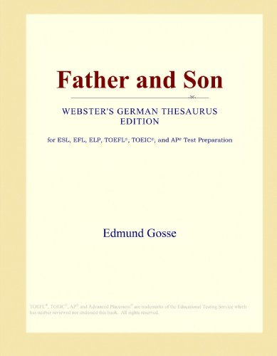 9781114147355: Father and Son (Webster's German Thesaurus Edition)