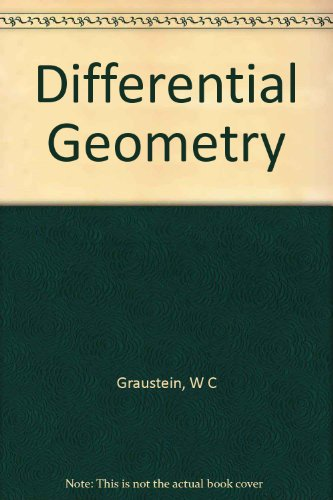 9781114189447: Differential geometry,