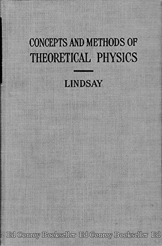 9781114190122: Concepts and Methods of Theoretical Physics