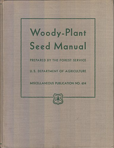 9781114236257: Woody-Plant Seed Manual