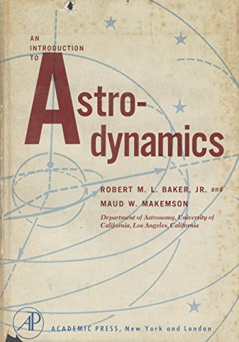 9781114250765: An introduction to astrodynamics