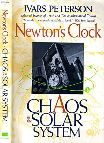 9781114312272: Newton'S Clock. Chaos in the solar system.