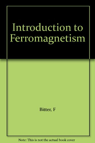 9781114474116: Introduction to Ferromagnetism