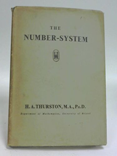 9781114475779: The Number-System
