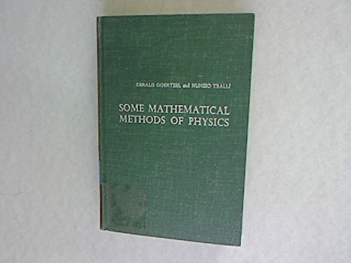 9781114564398: Some Mathematical Methods of Physics