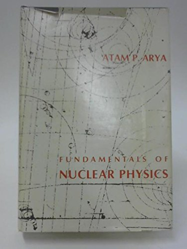 9781114573062: Fundamentals of nuclear physics