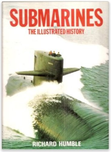 9781114684164: Submarines: The illustrated history