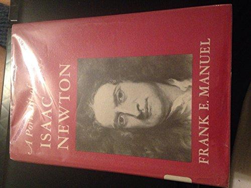9781114726772: A Portrait of Isaac Newton. Harvard Univ. Press. 1968.