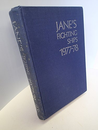 9781114741430: Jane's Fighting Ships 1977-78