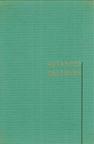 9781114801158: Advanced Calculus