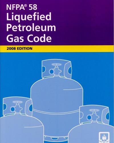 9781114807662: Liquefied Petroleum Gas Code 2008