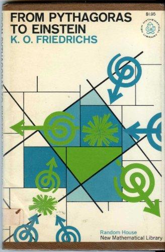 9781114808539: From Pythagoras to Einstein