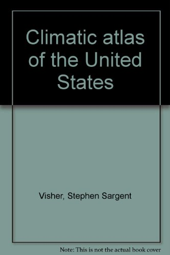 9781114819238: Climatic Atlas of the United States