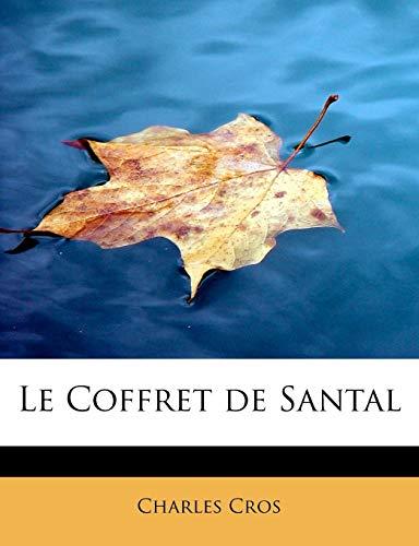 9781115041508: Le Coffret de Santal