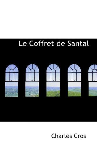 9781115041515: Le Coffret De Santal